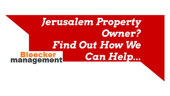 Find Out How We Can Help - Bleecker Management